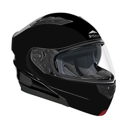 Black Vega Stealth Vertice Modular Helmet