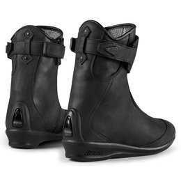Black Icon Womens 1000 Collection Eastside Leather Boots W Wp Lining 2014 Us 5.5