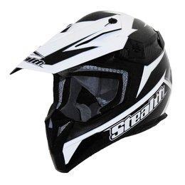 Vega Stealth Flyte Carbon Fiber Helmet Black