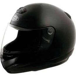 Black Gmax Gm38 Full Face Helmet