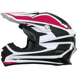 AFX Womens FX-21 FX21 Alpha MX Motocross Helmet Pink