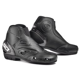 Sidi Mens Blade Short Riding Boots Black