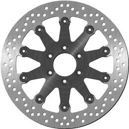 BikeMaster Front Brake Rotor Billet Aluminum For Suzuki 1318 Unpainted
