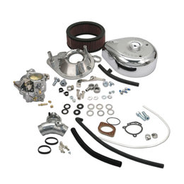 S&S Cycle Super E Carburetor Kit For Harley-Davidson Big Twin 1999-2005