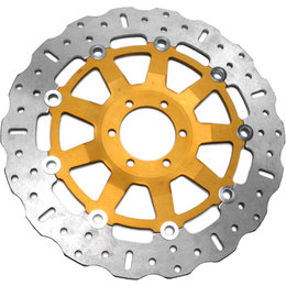 EBC Contour Rear Brake Rotor For BMW Stainless Steel 810C Unpainted