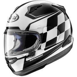 Arai Signet-X Finish Full Face Helmet With Flip Up Shield White