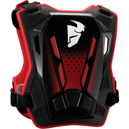 Thor Youth Guardian MX Roost Guard Chest Protector Red