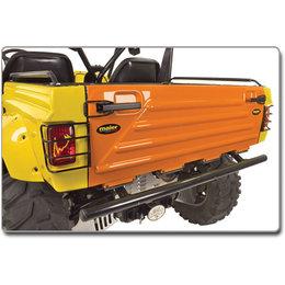 Orange Maier Tailgate Cover Zest For Yamaha Rhino 450 660 700 2004-2012