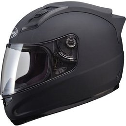 Matte Black Gmax Gm69 Full Face Helmet