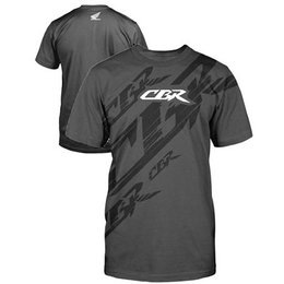 Charcoal Honda Cbr Slash T-shirt
