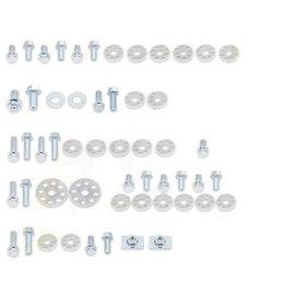 Bolt MC Works Full Plastics Fastener Kit Steel For Kawasaki KX125 KX250F KX450F
