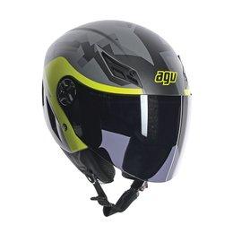 AGV Blade Camodaz Open Face Helmet Grey