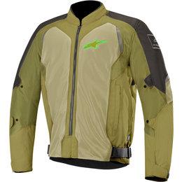 Alpinestars Mens Wake Air Armored Textile Jacket Black