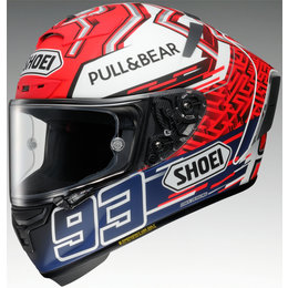 Shoei X-Fourteen X14 X-14 Marquez 5 Full Face Helmet Red