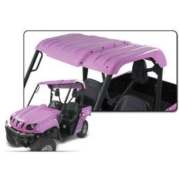 Pink Maier Utv Roof 3 Piece For Yamaha Rhino 450 660 700 2004-2012