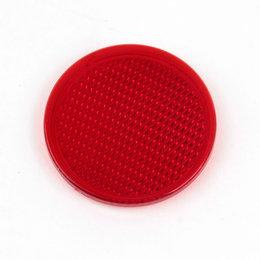 Arlen Ness Replacement Lens For 2 Inch Speeding Bullet Marker Light Red For H-D