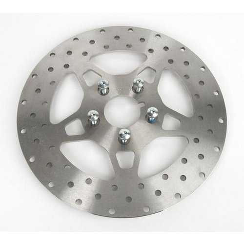 EBC Custom Front 11 5 Inch Brake Rotor Solid Wide Band For Harley FSD007