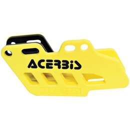 Yellow Acerbis Chain Guide 2-piece For Suzuki Rm125 Rm-z250
