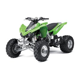 New Ray Toys Kawasaki KFX 450R ATV Toy 1:12 Scale Green 57503