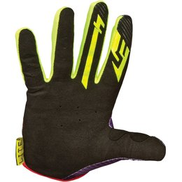 Red, Purple Fly Racing Mens Lite Hydrogen Gloves 2014 Red Purple