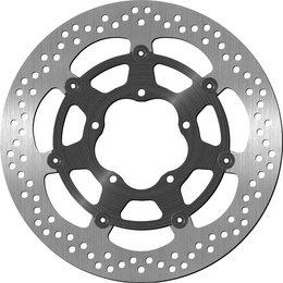BikeMaster Front Brake Rotor Billet Aluminum For Honda VFR1200F DCT 1328 Unpainted
