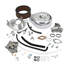 S&S Cycle Super G Carburetor Kit For Harley-Davidson Big Twin 1999-2005