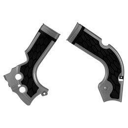 Acerbis X-Grip Frame Guard For Honda CRF250 CRF450 Black/Grey 2374241015
