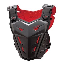 Black Evs F1 Roost Chest Protector One Size