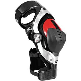 Carbon Fiber Evs Axis Knee Brace Carbon Left