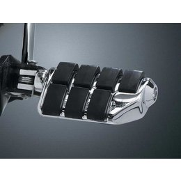 Kuryakyn ISO Pegs Dually Without Adapters Chrome Black