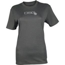Divas Womens DSG Logo T-Shirt Black