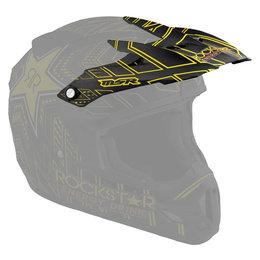 Matte Msr Replacement Visor For 2012 Velocity Rockstar Helmet