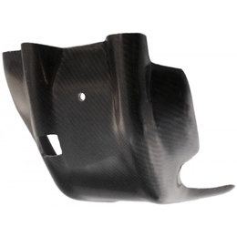 P3 2-Stroke Bi-Color Weave Carbon Fiber Composite Skid Plate For Beta 309061