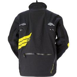 Arctiva Mens Vibe Shell Snowmobile Jacket Black