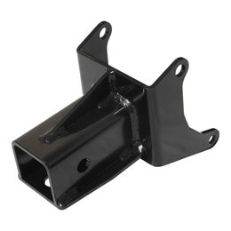 KFI UTV 2 Inch Rear Receiver Hitch For Can-Am Black 100945 Black