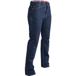 Fly Racing Womens Resistance Aramid Reinforced Riding Jeans Blue