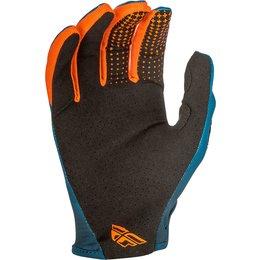 Fly Racing Mens Lite Hydrogen Gloves Orange