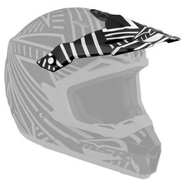 Black, Grey Msr Replacement Visor For 2012 Assault Helmet Black Grey
