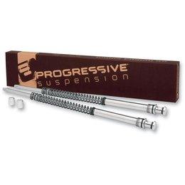 Progressive Monotube Fork Cartridge Kit For Harley FLH FLT