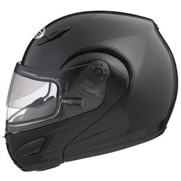 GMAX GM44S GM 44S Modular Snow Helmet With Electric Shield LS Black