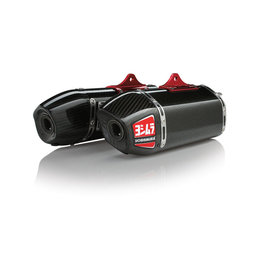 Yoshimura RS-9 Dual Full Exhaust System For Honda CRF250R 2014 228421H220