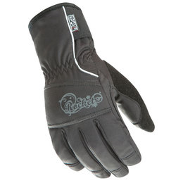 Black Joe Rocket Womens Ballistic 7.0 Gloves