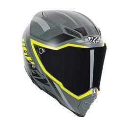AGV Naked Karakum Full Face Helmet Grey