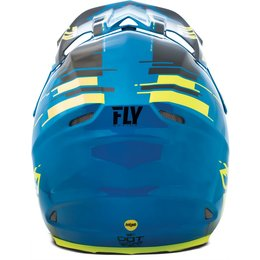 Fly Racing F2 Carbon Forge MIPS Helmet Black