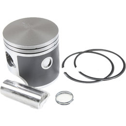 SPI Snowmobile T-Moly Style Piston Kit For Yamaha 09-831 Unpainted