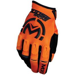 Moose Racing Mens MX1 MX Gloves Orange