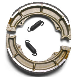 EBC Grooved Rear ATV Brake Shoes Single Set ONLY For Suzuki 629G