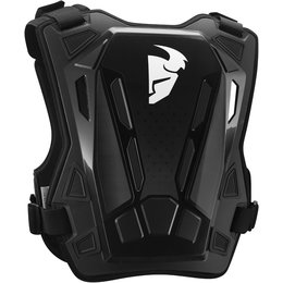 Thor Youth Guardian MX Roost Guard Chest Protector Black