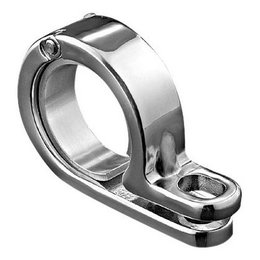 Chrome Kuryakyn P-clamp 39mm To 41mm For Honda Kawasaki Yamaha