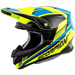 Scorpion VX-R70 VXR70 Ascend Helmet Yellow